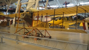 Bi-plane at Udvar-Hazy