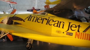 American Jet - airplane at Udvar-Hazy